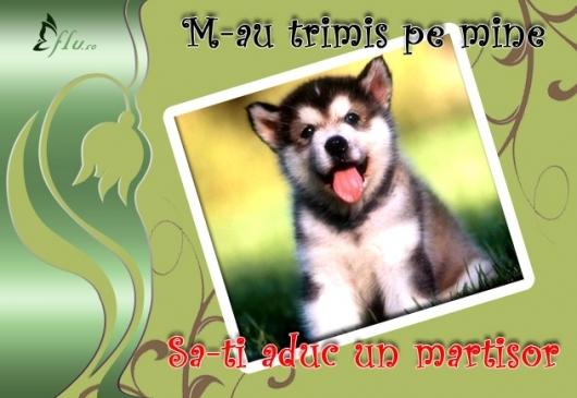 Felicitare - Martisor - Felicitari 1 Martie - Felicitari.flu.ro