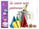 Felicitare Azi petrecem