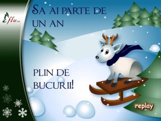 Felicitare - An plin de bucurii! - Felicitari Anul Nou - Felicitari.flu.ro