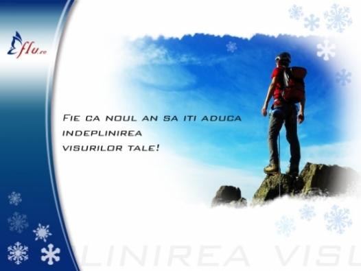 Felicitare - Indeplinire - Felicitari Anul Nou - Felicitari.flu.ro