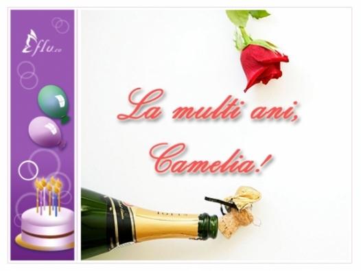 Felicitare - Camelia - Felicitari Zi Onomastica - Felicitari.flu.ro