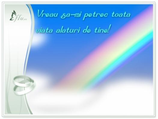 Felicitare - Alaturi de tine - Felicitari Nunta - Felicitari.flu.ro