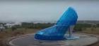 Noua strategie de marketing religios: biserica in forma de pantof