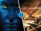 Avatar versus The Hurt Locker