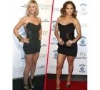 Heidi Klum versus Jennifer Lopez
