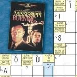 Protagonistii filmului - Mississippi in flacari