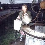 Apa fiarta infestata cu nitrati ucide anual zeci de copii