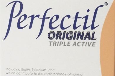 Castiga Perfectil – supliment pentru par bogat, piele sanatoasa, unghii rezistente