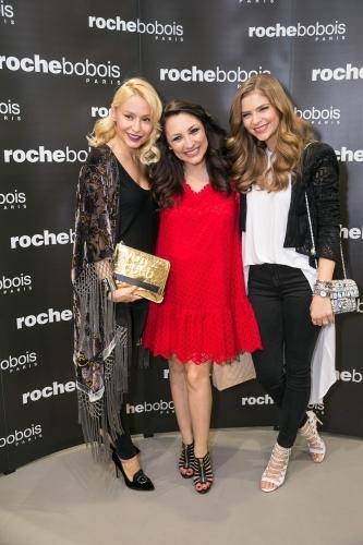Vedete la Roche Bobois Romania - Vedete la deschiderea Roche Bobois Romania