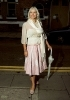 Stilul in LONDRA - Lady in pink
