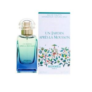 Un jardin apres la mousson – Hermes  - Parfumuri de vara!