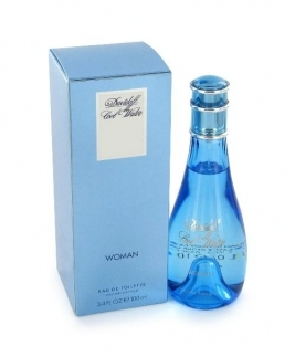 Cool Water – Davidoff - Parfumuri de vara!