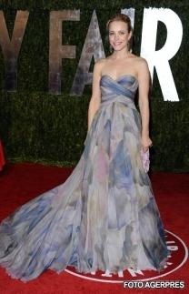 Rachel McAdams - Cele mai frumoase rochii de la premiile Oscar 2010
