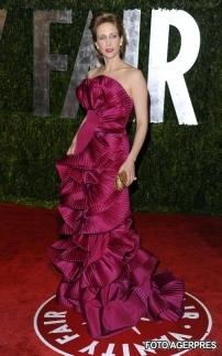 Vera Farmiga - Cele mai frumoase rochii de la premiile Oscar 2010